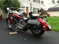 2003 Honda VTX 1300 Retro. Outstanding condition, never
