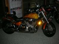 2003 Honda VTX (1800) CUSTOM PAINT Honda has built the