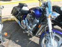 2003 Honda VTX (1800) 2003 Honda VTX1800c Honda has