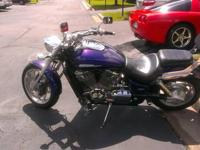 2003 Honda VTX1800C 1800cc ? BIG V-Twin Cruiser Great
