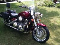 2003 Honda VTX 1800C Motorcycle $6,900 9,997 Miles