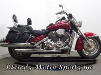 2003 Honda VTX1800 with 40,875 Miles. This is a