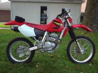 For sale 03 XR250R terrific condition with low miles
