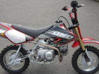Motorcycles Youth 1580 PSN . A semi-automatic