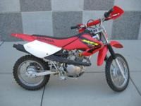 2003 Honda XR80R Nice Clean Bike Youngsters enjoy the