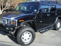 Year: 2003 Transmission: AutomaticMake: Hummer Body