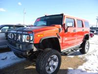 2003 Hummer H2 Low Miles 126xxx 3rd Row Seating Leather