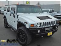 Options:  2003 Hummer H2 Base|We Offer Financing For