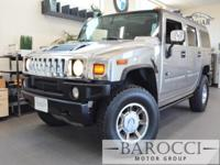 Options:  2003 Hummer H2 Base 4Dr 4Wd Suv|4 Speed