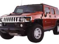 Options:  2003 Hummer H2 Base|Sunset Orange