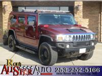 Options:  2003 Hummer H2 Awd|The Carfax Buy Back