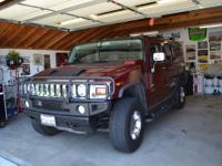 Pristine example of Hummer H2 Garage-kept Never