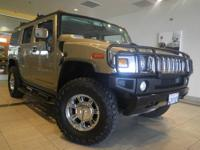4WD 4WD 4WD!!!!!!! New Inventory!!!!! This Hummer H2 is