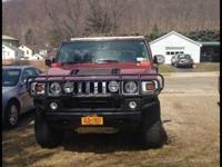 I have a near new 2003 HUMMER h2. Find one with less