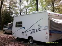 Selling a 2003 Jayco Hybrid camper for $4000 firm.