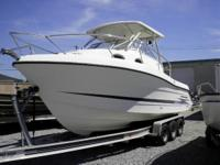 26' Hydra-sport 26' Hydra-Sports Vector,cuddy