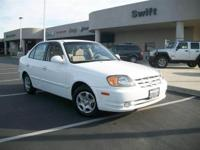 Options Included: N/A1 Owner Hyundai Accent GL w/ Auto