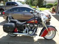 2003 Indian Chief Roadmaster. Entirely rebuilt Power