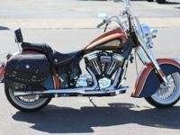 2003 Indian Chief Roadmaster- - Collectors you will