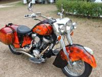 2003 Indian Terminator 3  (Limited Edition Model)
