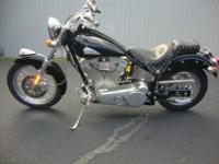 SELLING A RARE ORIGINAL 2003 INDIAN SCOUT. THE BIKE WAS