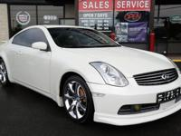 2003 Infiniti G35 2-Dr Coupe! LOW FINANCING!