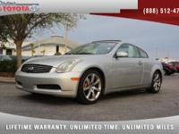 2003 Infiniti G35 V6 Coupe, *** CLEAN VEHICLE HISTORY