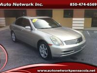 2003 Infiniti G35  IF WE DON'T HAVE IT, WE CAN