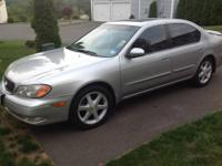 2003 Infiniti I35 for sale. Features below: 3.5L V6