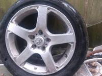 I have OEM Infiniti G35 rims for sale in good condition