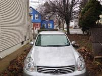 2003 Infinity G35, Clear Title, it's in great condition