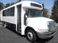 2003 INTERNATIONAL WHEELCHAIR SHUTTLE BUS!