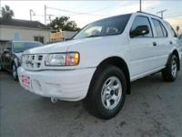 THIS ISUZU RODEO HAS Four Wheel Drive.WE ARE VERY
