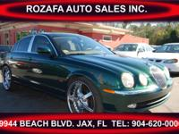 2003 Jaguar S-Type Looks great, drives great, head