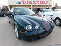***2003 JAGUAR S TYPE R SUPERCHARGED 1 OWNER CLEAN