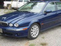 I have a 2003 Jaguar X-Type 2.5L automatic. This car