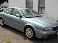 2003 JAGUAR X-TYPE 2.5 AWD SEDAN! Financing! Warranty!