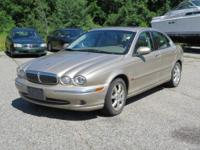 Beautiful 2003 Jaguar X-Type Sedan with Low Miles !!