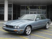 Options Included: N/AThis 2003 Jaguar XJ Sport is Blue