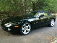 I am the second owner of this beautiful 2003 Jaguar XK8