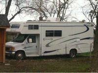 2003 Jayco Greyhawk M24SS Class C. This Class C is in