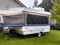 Located in waterloo ia. 2003 jayco qwest. 2 slide out