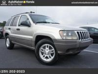 2003 Jeep Grand Cherokee Our Location is: Treadwell