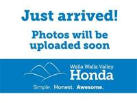4WD.    At Walla Walla Valley Honda, our company is