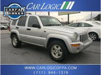 2003 Jeep Liberty Limited. 4x4. 1 Owner, no accidents.