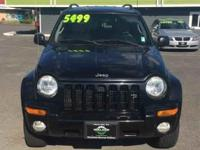For the 2003 Jeep Liberty, a new overhead console,