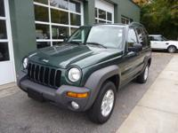 2003 Jeep Liberty Sport 4x4 with 157,00 Miles is a