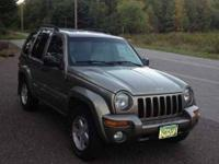 2003 Jeep Liberty SUV 2003 Jeep Liberty Limited Edition