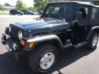 2003 Jeep Wrangler Convertible Sport Our Location is: