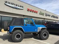 Recent Arrival! 2003 Jeep Wrangler Rubicon 2D Sport